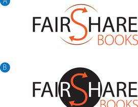 #27 para Design a Logo for FairShare Books por irvingguerrero