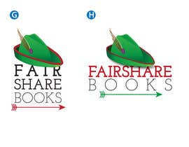 #65 para Design a Logo for FairShare Books por irvingguerrero