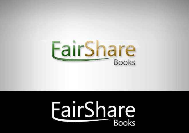 #103 for Design a Logo for FairShare Books by hauriemartin