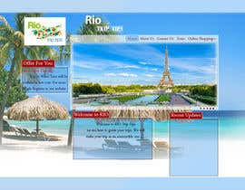 #10 cho Create a Website Layout for a Tourism Company bởi acutegroups