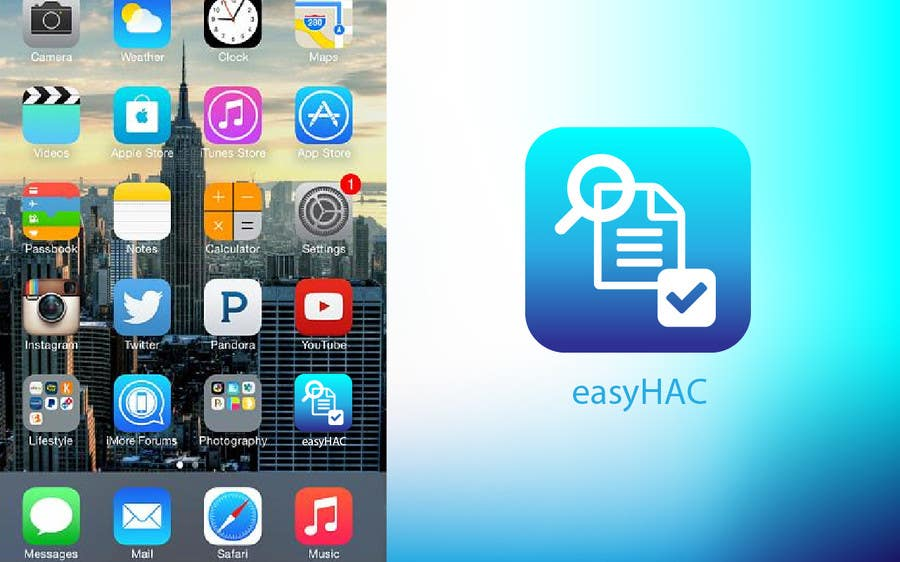 Entry #2 by redg1402 for I need an iPhone app icon for my app