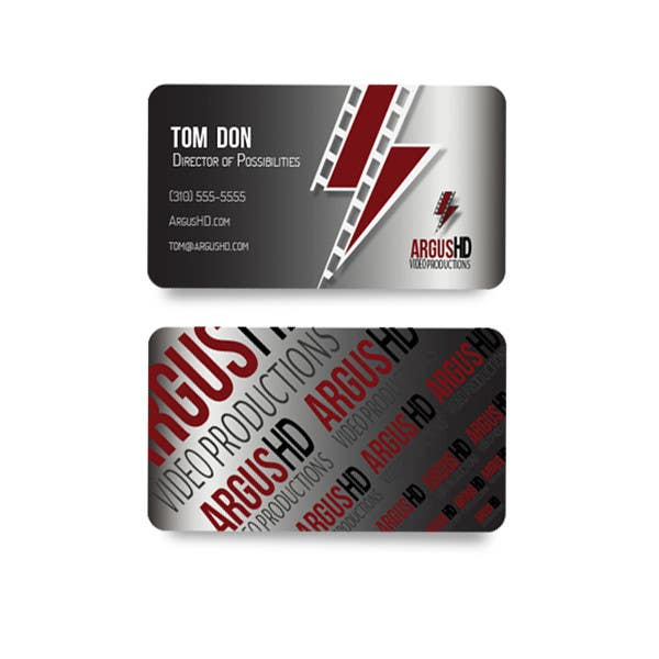 #3 for Business Card Design Contest : Using logo provide by vw7993624vw