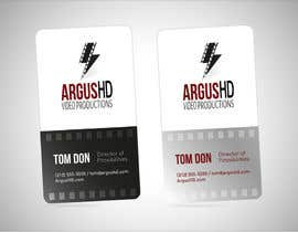 #12 para Business Card Design Contest : Using logo provide por Okayo74