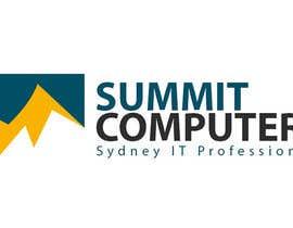 #163 untuk Design a Logo for computer company oleh geniedesignssl