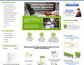 shakthish tarafından Above the fold webpage design için no 4