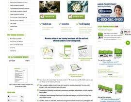 webmastersud tarafından Above the fold webpage design için no 17