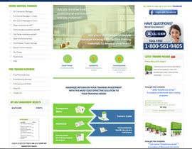 deerendee tarafından Above the fold webpage design için no 23