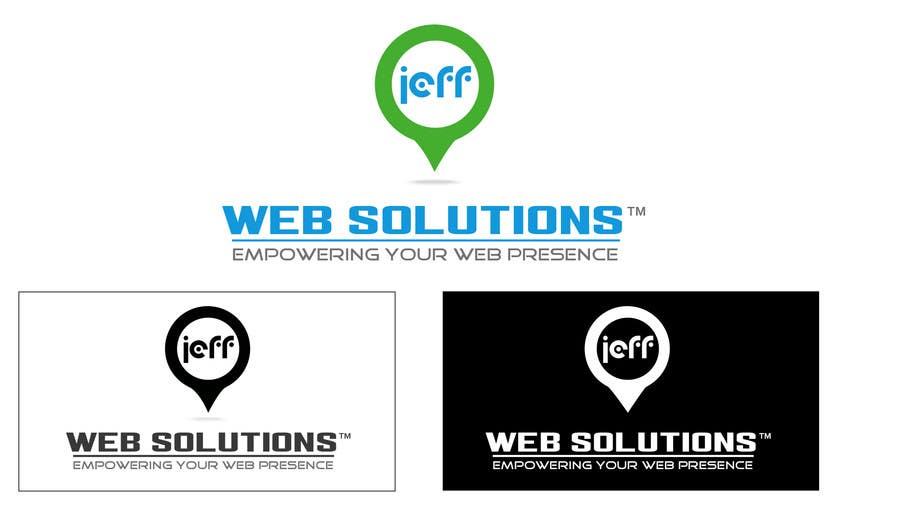 Bài tham dự cuộc thi #                                        60                                      cho                                         Design a Logo for Jeff Web Solutions