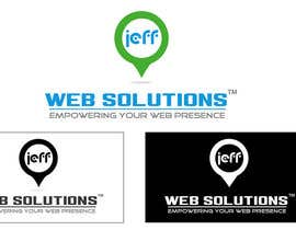 #66 for Design a Logo for Jeff Web Solutions by alice1012