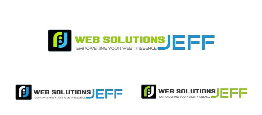 Bài tham dự cuộc thi #                                        76                                      cho                                         Design a Logo for Jeff Web Solutions