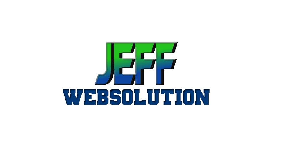 Bài tham dự cuộc thi #                                        7                                      cho                                         Design a Logo for Jeff Web Solutions