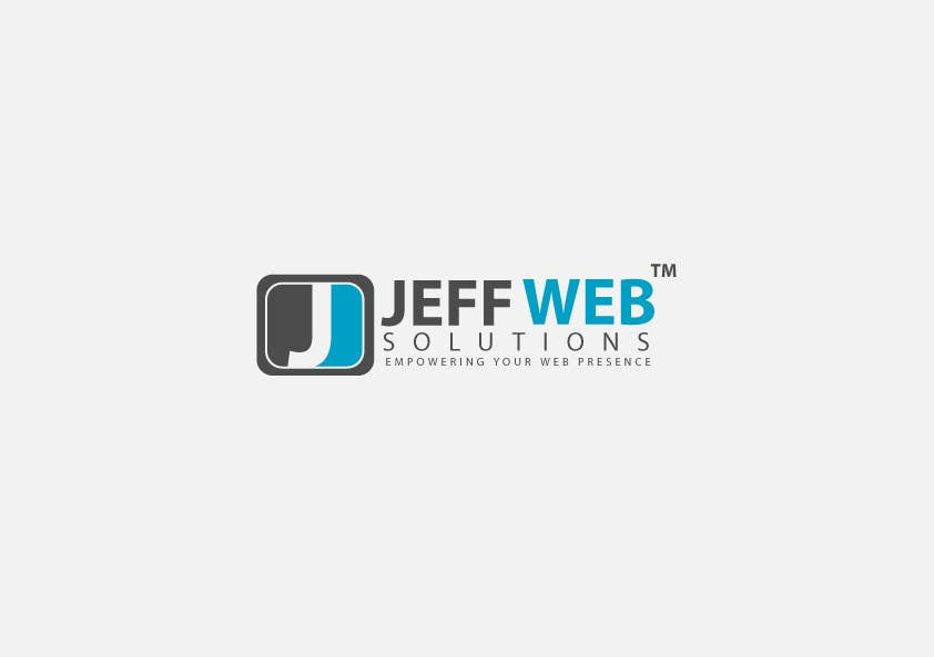Bài tham dự cuộc thi #                                        63                                      cho                                         Design a Logo for Jeff Web Solutions