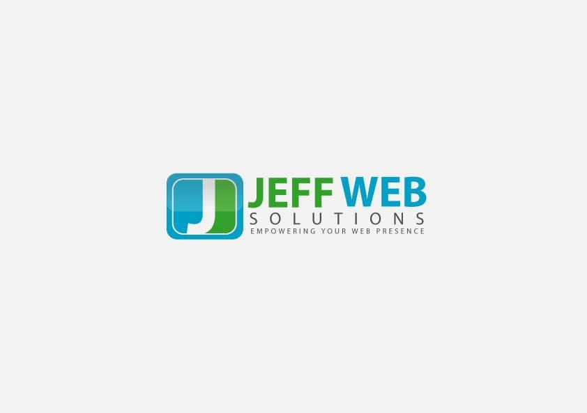 Bài tham dự cuộc thi #                                        72                                      cho                                         Design a Logo for Jeff Web Solutions