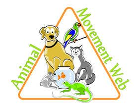 #25 para Design a Logo for Animals & PETS Website por ELNADEJAGER