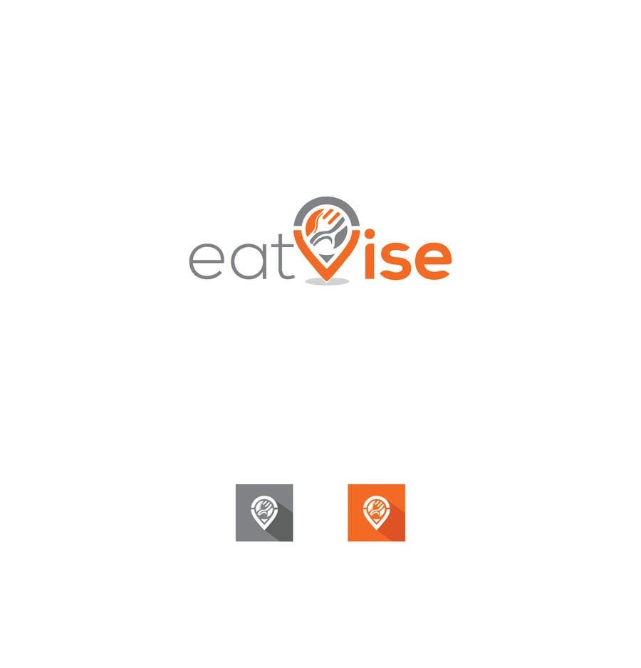 Entry by awais for app logo design restaurant search