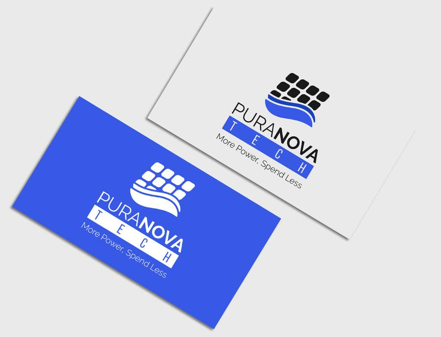 Entry #9 by joeljrhin for Design Logo and Business Card For A New ...