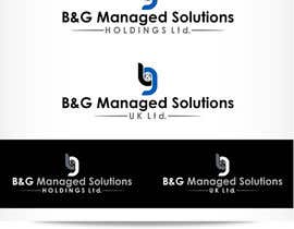 #104 para Design a Logo for B&G Managed Solutions por ninjapz