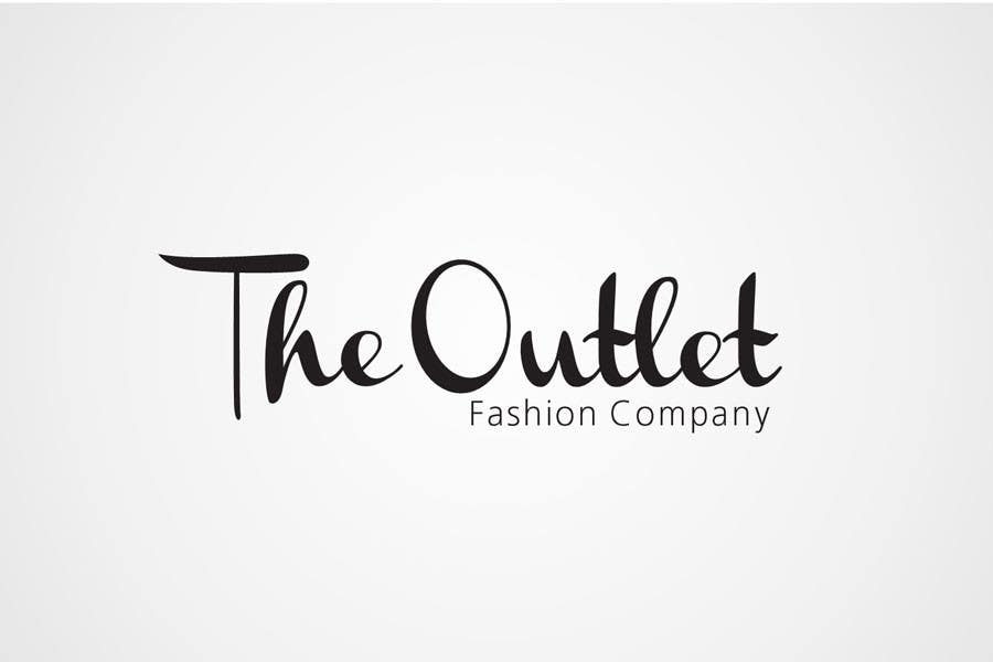 "#292 for Unique Catchy Logo/Banner for Designer Outlet Store ""The Outlet Fashion Company"" by ulogo"