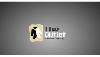 "#374 para Unique Catchy Logo/Banner for Designer Outlet Store ""The Outlet Fashion Company"" por amitpahday"