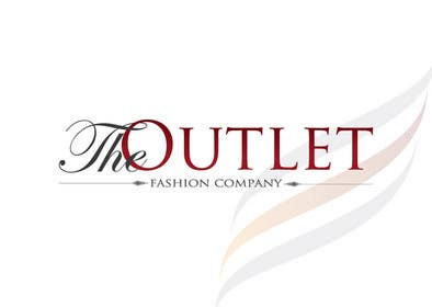 "#412 para Unique Catchy Logo/Banner for Designer Outlet Store ""The Outlet Fashion Company"" de idragos"