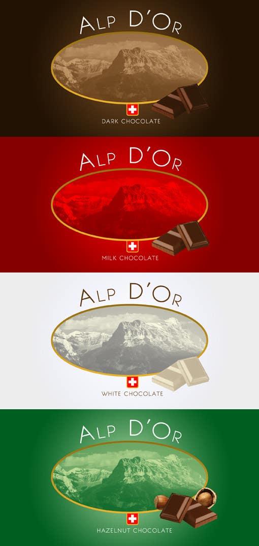 Penyertaan Peraduan #                                        48                                      untuk                                         Print & Packaging Design for Atlante srl