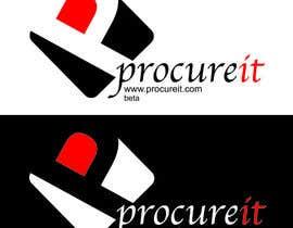 #22 for Criação da logo da nova startup Procureit af Luis73Sousa