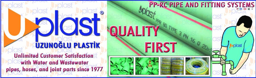 Contest Entry #                                        20                                      for                                         Advertisement Design for PPR Pipe and Fitting Distributor