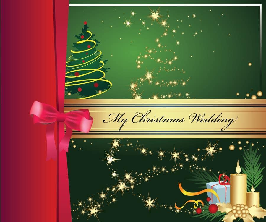 Bài tham dự cuộc thi #8 cho Christmas Wedding Site Graphics