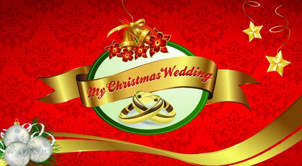Bài tham dự cuộc thi #22 cho Christmas Wedding Site Graphics