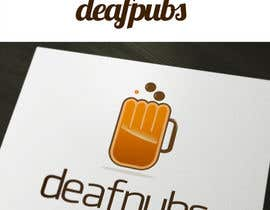 #54 for Design a Logo for Deaf Pubs by sbelogd