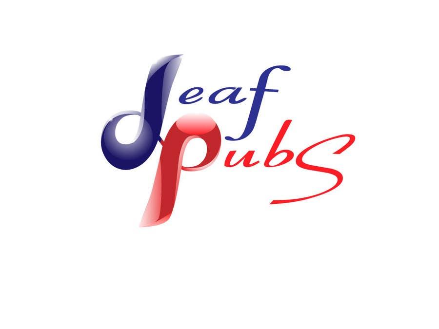 Penyertaan Peraduan #33 untuk Design a Logo for Deaf Pubs