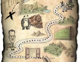 nº 9 pour Design a fun map for Las Vegas Scavenger Hunt par ajvdw