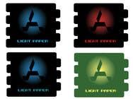 Contest Entry #98 for Design a Logo for LightPaper app