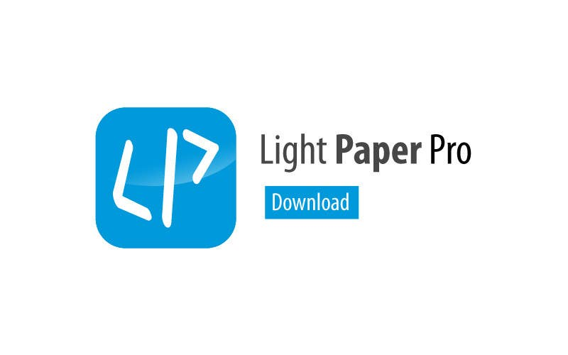 #5 for Design a Logo for LightPaper app by suneshthakkar