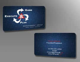 #16 untuk Design Spot Gloss Business Card with Rounded Corners oleh arenadfx