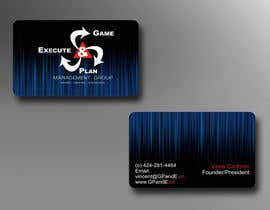 #17 untuk Design Spot Gloss Business Card with Rounded Corners oleh arenadfx