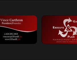 #6 untuk Design Spot Gloss Business Card with Rounded Corners oleh uwaisasmal27
