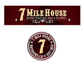 #8 untuk Design 2 Logos for 160 Year Old Sports Bar in San Francisco oleh b74design