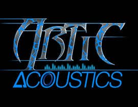 "#22 para Design a Company Logo for ""Arctic Acoustics"" por TSZDESIGNS"
