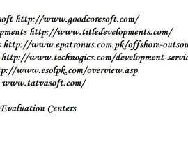 #2 para List of software house that provide offshore services with huge number of developers por techny456