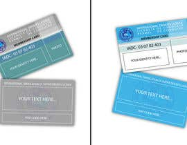 #4 para Develop a Corporate Identity for ID card por kazierfan