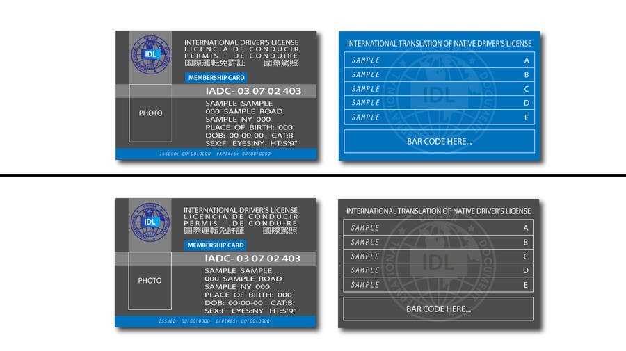 Bài tham dự cuộc thi #                                        32                                      cho                                         Develop a Corporate Identity for ID card