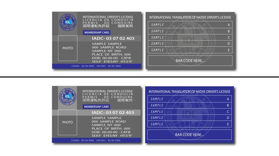 Bài tham dự cuộc thi #                                        33                                      cho                                         Develop a Corporate Identity for ID card