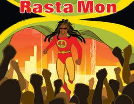 #5 for Reggae Peace Superhero Pic by sophialotus