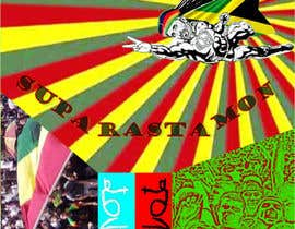 #10 for Reggae Peace Superhero Pic by andreisiminea