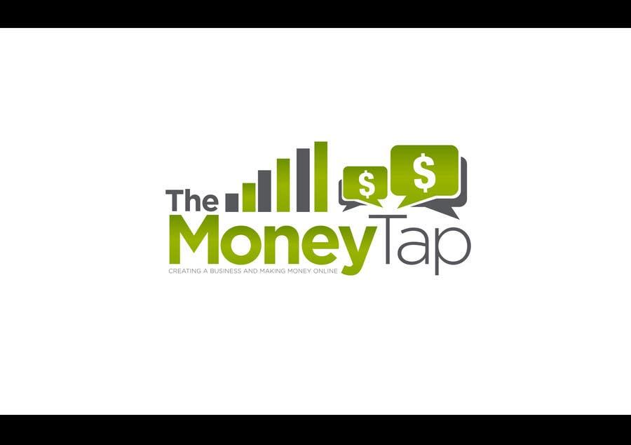 Penyertaan Peraduan #113 untuk Design a Logo for my online Blog: The Money Tap