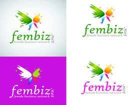 #135 para Design a Logo for FemBiz por dreamitsolution