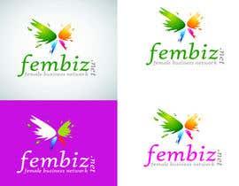 Nro 135 kilpailuun Design a Logo for FemBiz käyttäjältä dreamitsolution
