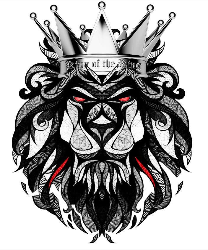 Entry 4 By Tiagodiniz040 For Tatuaje Leon Freelancer