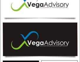 #316 for Design a Logo for Vega Advisory by indraDhe